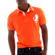 Stafford Prep® Westport Tipped Polo Shirt