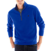 Stafford Prep® Half-Zip Sweater