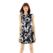 Joe Fresh™ Mock Two-Piece Dress