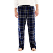 Stafford® Flannel Pajama Pants–Big & Tall