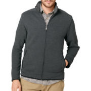 G.H. Bass® Full-Zip Sherpa Fleece