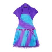 by&by Girl Shrug Dress - Girls 7-16