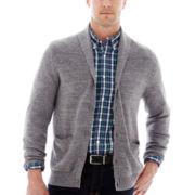 St. John's Bay® Shawl-Collar Cardigan