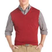 IZOD® Fine-Gauge Sweater Vest