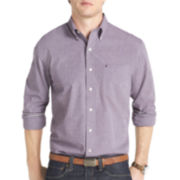 IZOD® Long-Sleeve Poplin Shirt