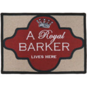 PB Paws by Park B. Smith® Royal Barker Tapestry Pet Mat