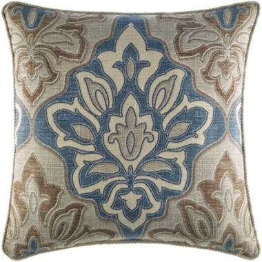 "jcpenney.com | Croscill Classics® Wainscott 18"" Square Decorative Pillow"