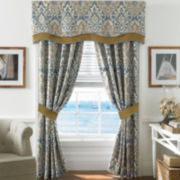 Croscill Classics® Wainscott Curtain Panel Pair