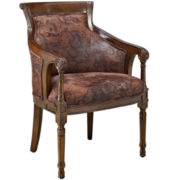 Worldly Accent Chair