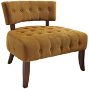 Julienne Tufted Accent Chair
