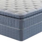 Serta® Perfect Sleeper® Dunnigan Super Pillow-Top - Mattress + Box Spring