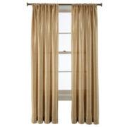 Royal Velvet® Britton Rod-Pocket Curtain Panel