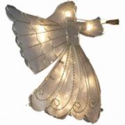 Kurt Adler 10-Light Angel Tree Topper