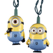 Kurt Adler 10-Light Despicable Me Minions Light Set
