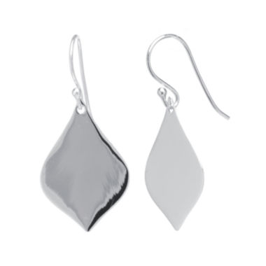 jcpenney.com | Sterling Silver Marquise Drop Earrings