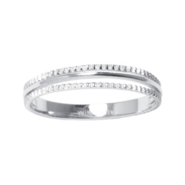 jcpenney.com | Sterling Silver Triple Row Ring