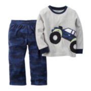 Carter's® Monster Truck Pajamas - Toddler Boys 2t-5t