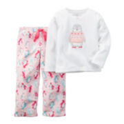 Carter's® Penguin Pajama Set - Toddler Girls 2t-5t