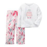 Carter's® Penguin Pajama Set - Toddler Girls 2t-5t