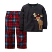 Carter's® Reindeer Pajama Set - Toddler Boys 2t-5t