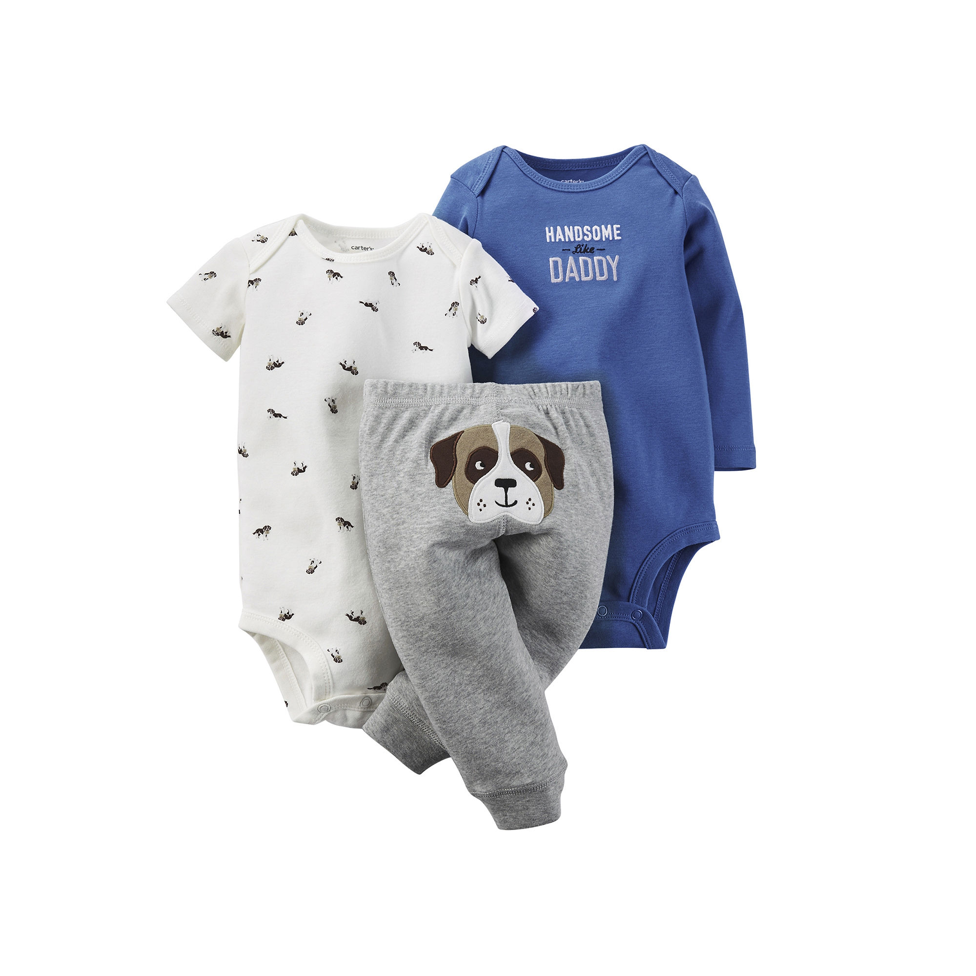 6c3d96b3c UPC 888510950783 product image for Carter's Dog Bodysuits and Pants - Baby  Boys newborn-24m ...