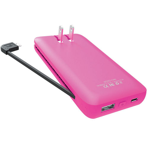 Tzumi™ PocketJuice 6000 mAh Portable Charger