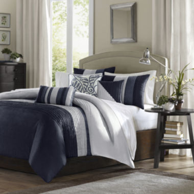 jcpenney.com | Madison Park Amador 6-pc. Duvet Cover Set