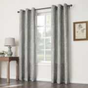 Sun Zero™ No. 918 Addie Grommet-Top Curtain Panel