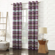 Sun Zero™ Jones Room-Darkening Grommet-Top Curtain Panel