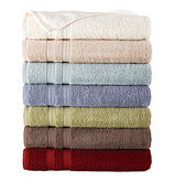 Home Expressions™ Solid Bath Towels