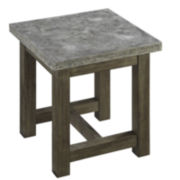 Austin Concrete End Table
