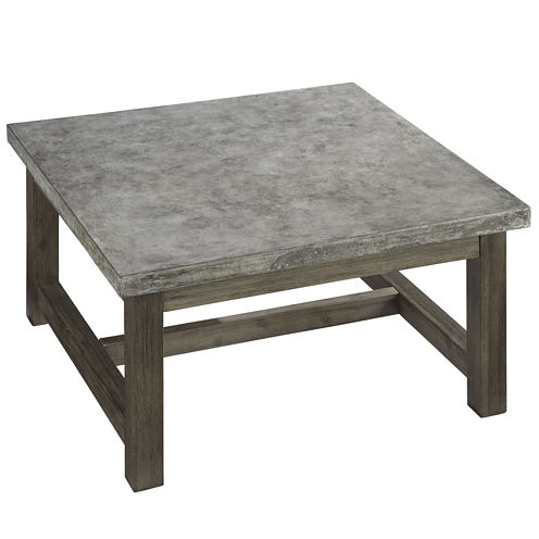 Austin Concrete Coffee Table