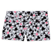 Total Girl® Printed Shorts - Girls 7-16 and Plus