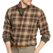 Arrow® Long-Sleeve Saranac Flannel Shirt