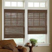 JCPenney Home™ Custom Bamboo Woven Wood Roman Shade
