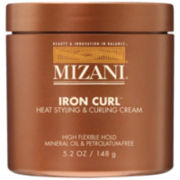 Mizani® Iron Curl Heat Styling & Curling Cream