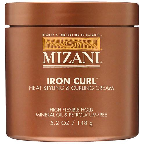 Mizani® Iron Curl Heat Styling & Curling Cream - 5.2 oz.