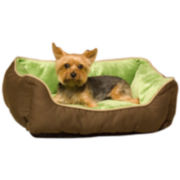 Self-Warming Small Pet Bed