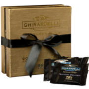 Ghirardelli Intense Dark Assortment Gift Box with Chocolates