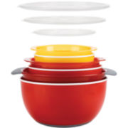 OXO Good Grips® 9-pc. Nesting Bowl and Colander Set