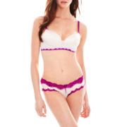 THE BODY Elle Macpherson Intimates SMOOTH Lace T-Shirt Bra or Hipster Panties