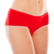 THE BODY Elle Macpherson Intimates Seamless Hipster Panties