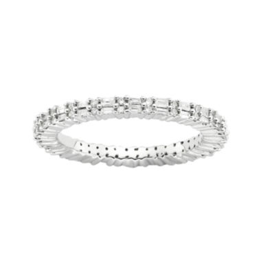 jcpenney.com | Personally Stackable 1/3 CT. T.W. Diamond Eternity Ring