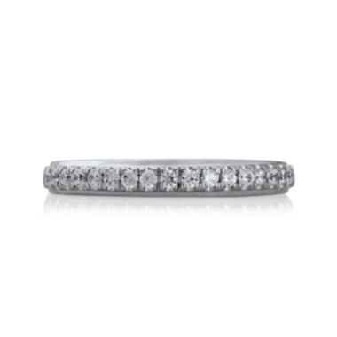 jcpenney.com | Modern Bride® 1/4 CT. T.W. Diamond 14K White Gold Anniversary Band