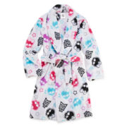 Monster High Long Fleece Robe - Girls 7-16
