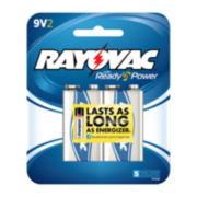 Rayovac® 9V Batteries