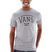 Vans® Stacked Graphic Tee
