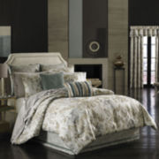 Queen Street® Serena 4-pc. Comforter Set & Accessories