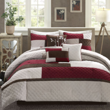 jcpenney.com | Madison Park Buster 7-pc. Comforter Set