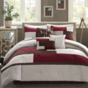 Madison Park Buster 7-pc. Comforter Set